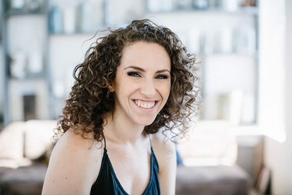 Lindsay Adler headshot portrait
