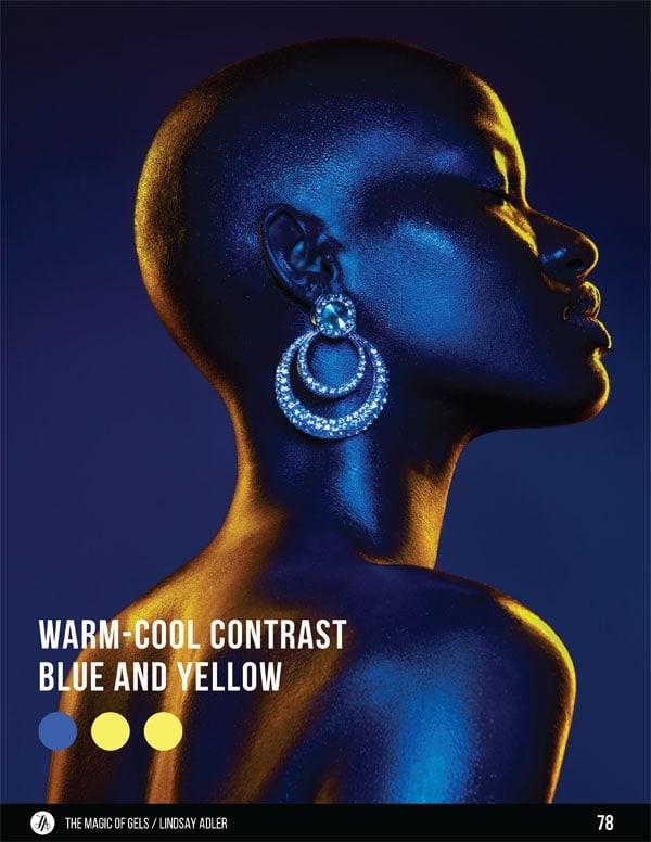 The Magic of Gels - African American Model