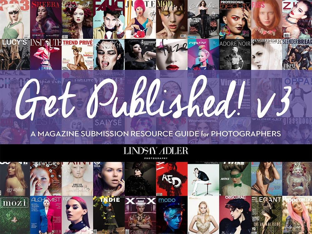 Get Published v3 - Lindsay Adler Photography
